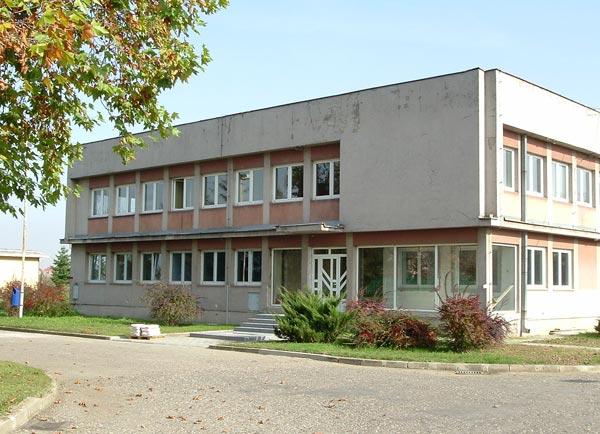 2002. godina, izgled upravne zgrade Galeb Group nakon kupovine