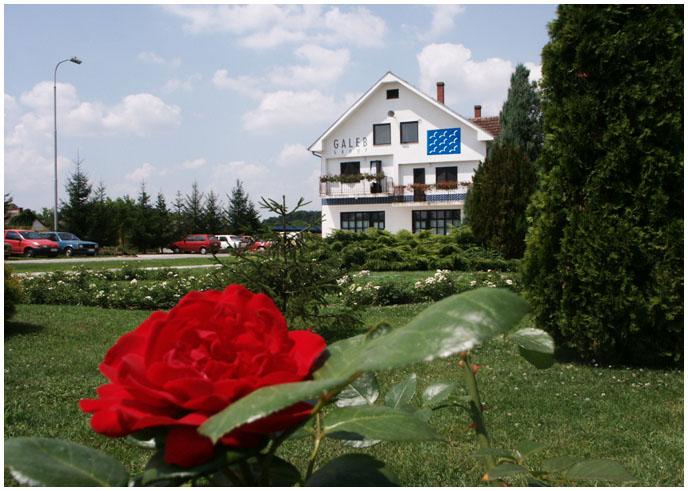 2007. godina, poslovna zgrada Cerovac