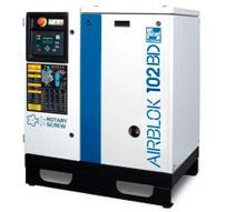 Bešumni vijačni kompresori sa remenim prenosom - AIRBLOK BD