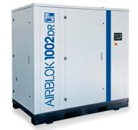 Bešumni vijačni kompresori sa direktnim prenosom - AIRBLOK DR